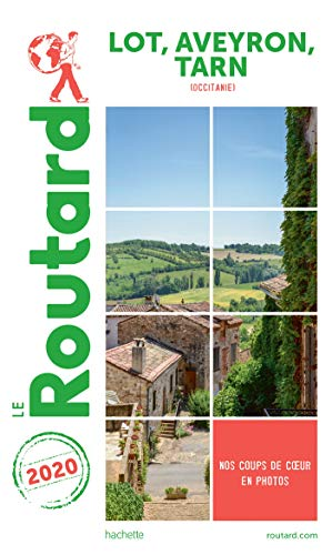 Routard, Lot, Aveyron, Tarn (Le)